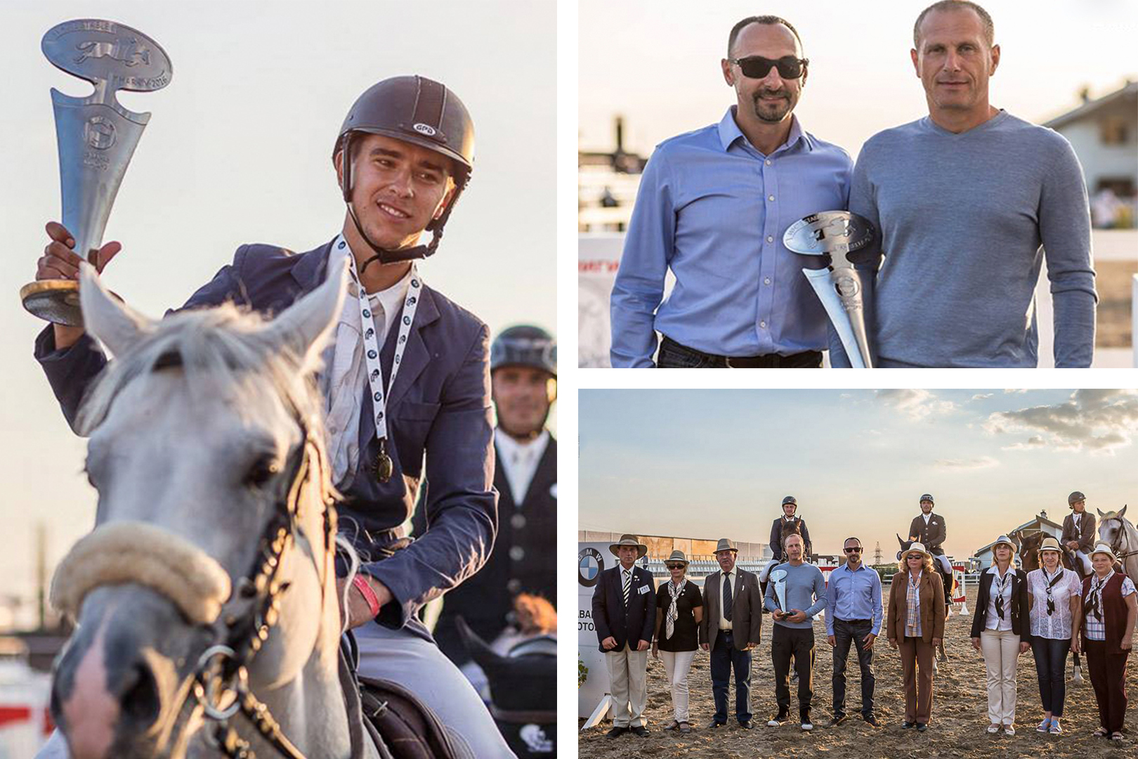 BMW Cup 2016 equestrian club White Stable