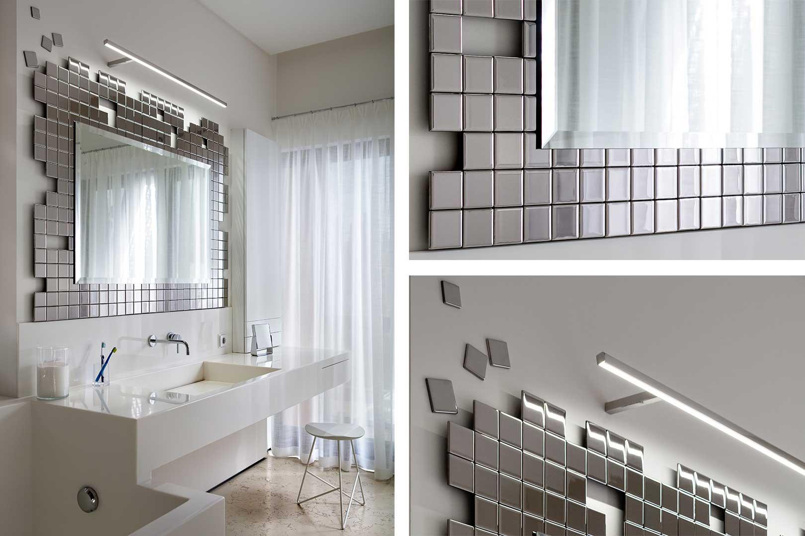Decor or Game? Tetris Mirror